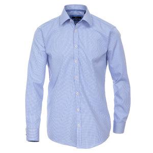 Venti overhemd slim-fit mouwlengte 7 blokjes